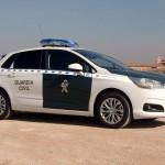 Compra un autentico vehículo de la Guardia Civil por 25 euros.