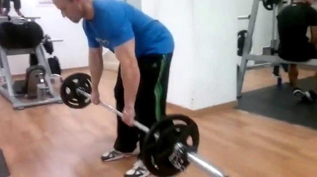Fitness en el hogar con pesas de arena