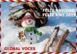 Navidad global voces