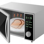 Microondas no deberías calentar por seguridad